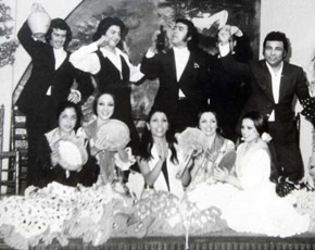historia - Le tablao Flamenco Sevilla