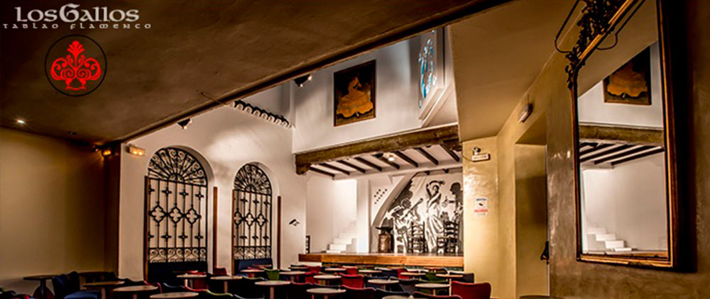 016 sala interior slider - Accueil Flamenco Sevilla