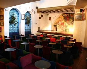 instalaciones - Le tablao Flamenco Sevilla